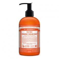 Sapun lichid Sugar Soap ARBORE de CEAI – 355 ml/710ml Dr Bronner