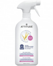 Sensitive Skin Care Solutie de curatat baia hipoalergena, 800ml - ATTITUDE