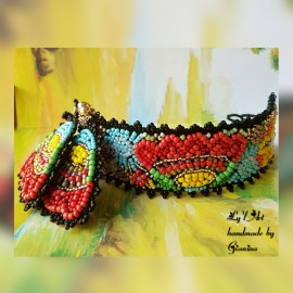 Poze Bracelet and earings