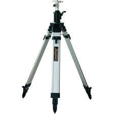 Poze Trepied profesional de aluminiu 260 cm cu cric- Laserliner