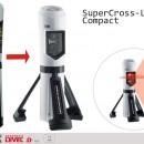 Nivela laser-cruce SuperCross- Laser Compact - Laserliner