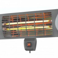 Incalzitor electric pentru terasa Eurom Q-time 2000