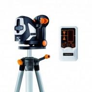 Nivela laser-cruce SuperCross-Laser 2P RX 150cm - Set - Laserliner