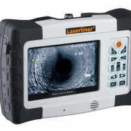 Set inspectie video tevi/scurgeri 30m - PipeControl-LevelFlex-Camera 30m