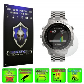 Garmin Fenix Chronos - Folie SKINZ Protectie Ecran Ultra Clear HD (Set 2 Folii)