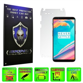 OnePlus 5T - Folie SKINZ Protectie Full Body Ultra Clear HD