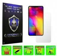 LG V40 ThinQ - INVISIBLE SKINZ HD, Folie Protectie Ecran Ultra-Clear sau Mata Antiamprenta, Full Display Cover,Full Glue