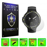 Mobvoi Ticwatch S - Folie SKINZ Protectie Ecran Ultra Clear HD (Set 2 Folii)
