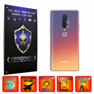 OnePlus 8 - 2x Folie Protectie Camera INVISIBLE SKINZ UHD AutoRegeneranta, Ultra-Clear, Full Glue