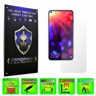 Huawei Honor View 20 - INVISIBLE SKINZ HD, Folie Protectie Ecran Ultra-Clear sau Mata Antiamprenta, Full Display Cover,Full Glue