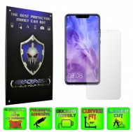 Huawei P Smart+ Plus (Nova 3i) - INVISIBLE SKINZ HD, Folie Protectie Ecran Ultra-Clear sau Mata Antiamprenta, Full Display Cover,Full Glue