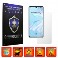 Huawei P30 - INVISIBLE SKINZ UHD AutoRegeneranta, Folie Protectie Ecran Ultra-Clear, Full Display Cover,Full Glue