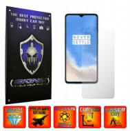 OnePlus 7T - INVISIBLE SKINZ UHD AutoRegeneranta, Folie Protectie Ecran Ultra-Clear, Full Display Cover,Full Glue