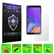 Samsung Galaxy A7 (2018) - INVISIBLE SKINZ HD, Folie Protectie Ecran Ultra-Clear sau Mata Antiamprenta, Full Display Cover,Full Glue
