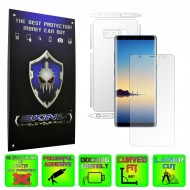 Samsung Galaxy Note 8 - Folie SKINZ Protectie Full Body Ultra Clear HD
