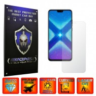 Huawei Honor 8X - INVISIBLE SKINZ UHD AutoRegeneranta, Folie Protectie Ecran Ultra-Clear, Full Display Cover,Full Glue