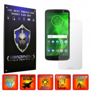 Motorola Moto G6 - INVISIBLE SKINZ UHD AutoRegeneranta, Folie Protectie Ecran Ultra-Clear, Full Display Cover,Full Glue