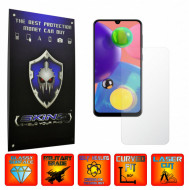Samsung Galaxy A70s - INVISIBLE SKINZ UHD AutoRegeneranta, Folie Protectie Ecran Ultra-Clear, Full Display Cover,Full Glue