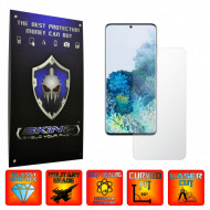 Samsung Galaxy S20+ Plus, (5G) - INVISIBLE SKINZ UHD AutoRegeneranta, Folie Protectie Ecran Ultra-Clear, Full Display Cover,Full Glue