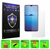 Oppo F9 (F9 Pro) - INVISIBLE SKINZ HD, Folie Protectie Ecran Ultra-Clear sau Mata Antiamprenta, Full Display Cover,Full Glue