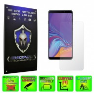 Samsung Galaxy A9 (2018) - INVISIBLE SKINZ HD, Folie Protectie Ecran Ultra-Clear sau Mata Antiamprenta, Full Display Cover,Full Glue