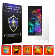 Razer Phone 2 - INVISIBLE SKINZ UHD AutoRegeneranta, Folie Protectie Ecran Ultra-Clear, Full Display Cover,Full Glue
