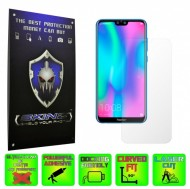 Huawei Honor 9N (9i) 2018 - INVISIBLE SKINZ HD, Folie Protectie Ecran Ultra-Clear sau Mata Antiamprenta, Full Display Cover,Full Glue