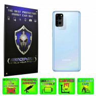 Samsung Galaxy S20+ Plus, (5G) - Set 4x Folie Protectie Camera INVISIBLE SKINZ HD Ultra-Clear sau Mata Antiamprenta, Full Glue