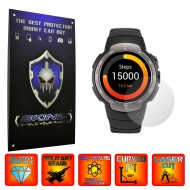 Awatch Stratosphere - Folie INVISIBLE SKINZ UHD, Protectie de Ecran Ultra Clear AutoRegeneranta, Full Glue ( Set 2 Folii)
