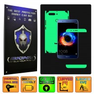 Huawei Honor 8 Pro - Folie Fosforescenta GLOW SKINZ, Full Body Skin