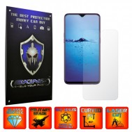 Oppo F9 (F9 Pro) - INVISIBLE SKINZ UHD AutoRegeneranta, Folie Protectie Ecran Ultra-Clear, Full Display Cover,Full Glue