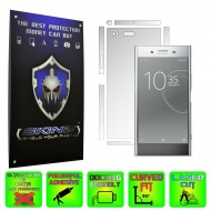 Sony Xperia XZ Premium - Folie SKINZ Protectie Full Body Ultra Clear HD