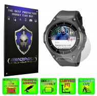 Smartwatch Casio Pro Trek Smart WSD-F10 - Folie SKINZ Protectie Ecran Ultra Clear HD (Set 2 Folii)