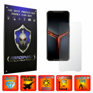 Asus ROG Phone 2 II - Folie Protectie Ecran Ultra-Clear, Full Display sau Case Friendly INVISIBLE SKINZ UHD AutoRegeneranta