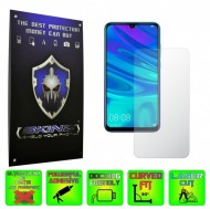 Huawei P Smart 2019 - INVISIBLE SKINZ HD, Folie Protectie Ecran Ultra-Clear sau Mata Antiamprenta, Full Display Cover,Full Glue