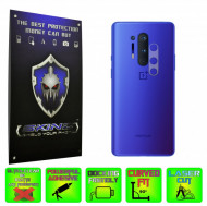 OnePlus 8 Pro - Set 2x Folie Protectie Camera INVISIBLE SKINZ HD Ultra-Clear sau Mata Antiamprenta, Full Glue