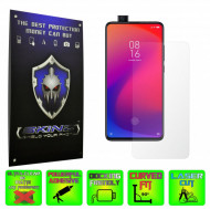 Xiaomi Mi 9T / 9T Pro - INVISIBLE SKINZ HD, Folie Protectie Ecran Ultra-Clear sau Mata Antiamprenta, Full Display Cover,Full Glue