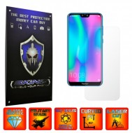 Huawei Honor 9N (9i) 2018 - INVISIBLE SKINZ UHD AutoRegeneranta, Folie Protectie Ecran Ultra-Clear, Full Display Cover,Full Glue