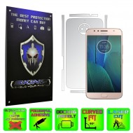 Motorola Moto G5S Plus - Folie SKINZ Protectie Full Body Ultra Clear HD