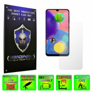 Samsung Galaxy A70s - INVISIBLE SKINZ HD, Folie Protectie Ecran Ultra-Clear sau Mata Antiamprenta, Full Display Cover,Full Glue