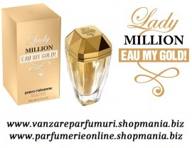 Poze Paco Rabanne Lady Million Eau My Gold