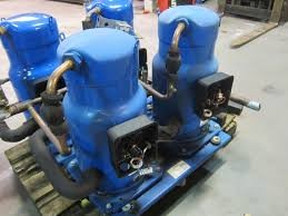 Poze Danfoss SZ240 A4 scroll compressor
