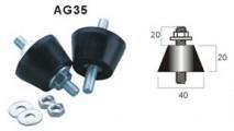 Pufere antivibrante AG35