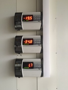 tablou automatizare camere frig
