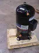 Copeland refrigeration scroll compressor ZB45 KQE