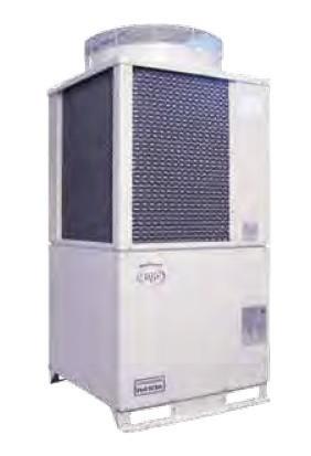 Ext.unit VRF Argo Multiset AES 16HP 400V 2 way