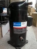 Copeland AC compressor ZR160 KCE - 400V