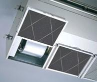 Unitate interioara de tavan Mitsubishi Mr.Slim PCA-RP125 HAQ