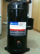Copeland Scroll Compressor ZB76KQE-TFD-551
