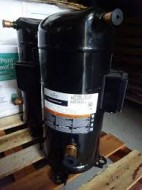 Copeland AC compressor ZR144 KCE - 400V
